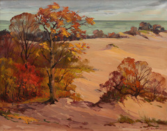 Autumn Idyll by John Cowan Templeton