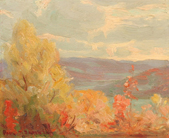 Brown County Overlook by Paul Turner Sargent