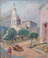 Old Mexico by Louis Oscar (L.O.) Griffith