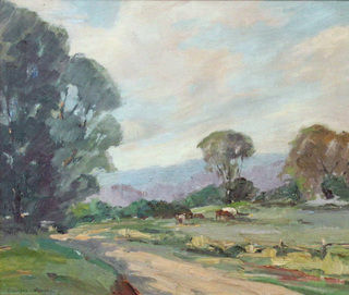 Brown County Summer Landscape