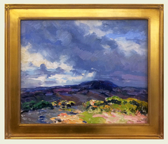 Storm Clouds (Camden, ME) by John William (Will) Vawter