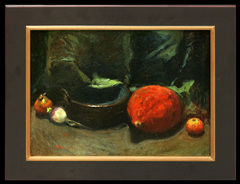 Still Life with Pomegranate by William Forsyth