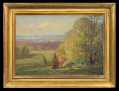 Brown County Summer Landscape by Theodore Clement (T.C.) Steele
