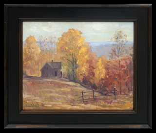 Autumn Farmstead, Brown County