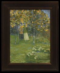Ladies in the Orchard