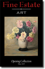 May 2007 Fine Estate Art Catalogue